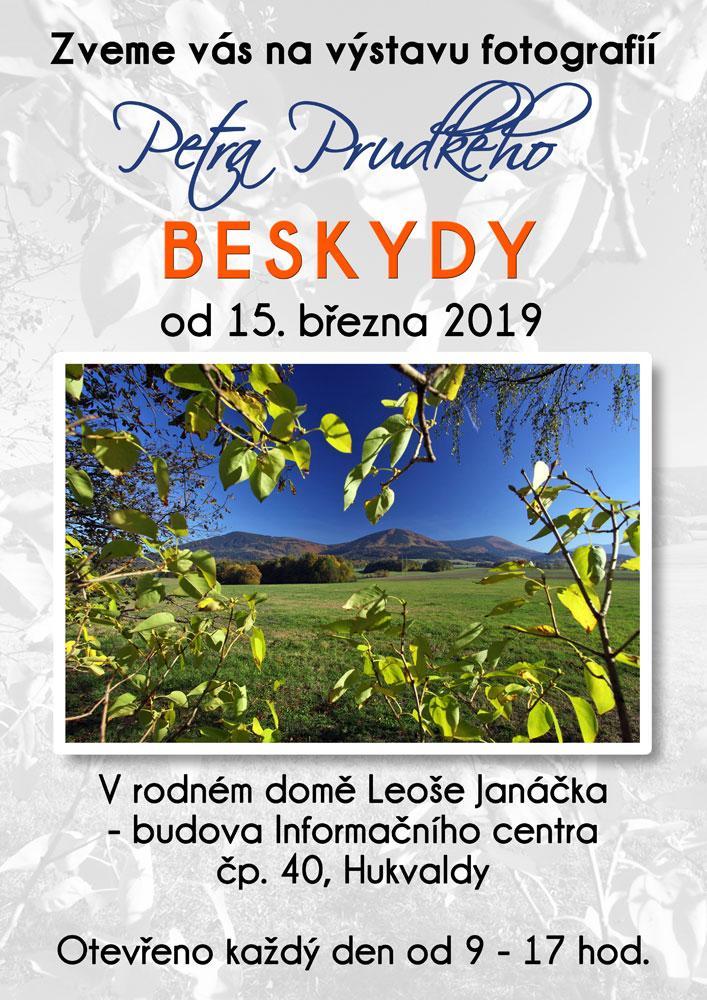 VÝSTAVA: Petr Prudký - Beskydy